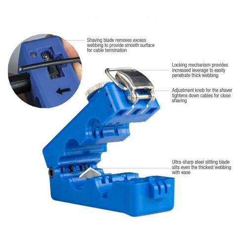 Jonard Web Slitter & Shaving Tool - WSS-4625