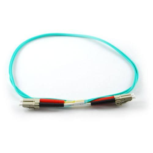 LC-LC Multimode 50um OM4 Duplex Patch Cable