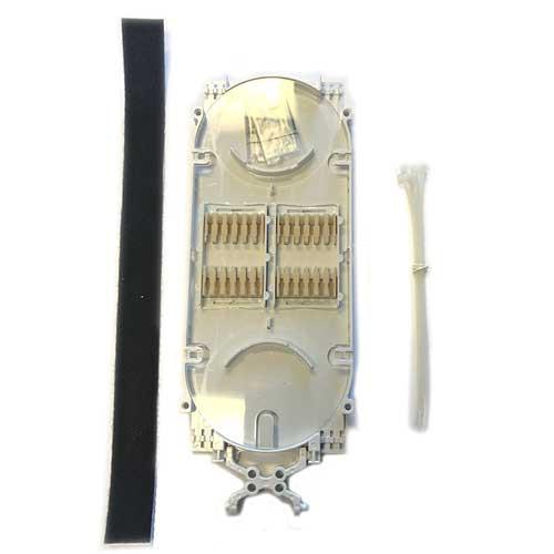 Commscope FOSC-ACC-A-TRAY 12F Splice Tray - 2 Pack