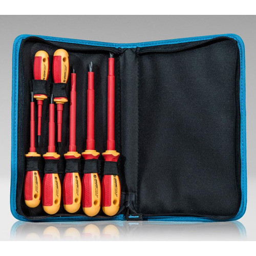 Jonard 7 Piece Insulated Screwdriver Kit - TK-70