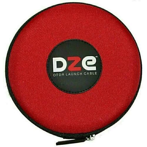 LC/APC - LC/UPC Series 3 DZE OTDR Launch Cable, 150 Meter Singlemode D3X7-S150