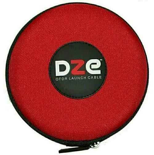 LC/APC - SC/APC Series 3 DZE OTDR Launch Cable, 150 Meter Singlemode D3X5-S150
