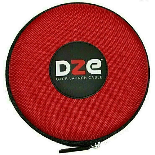 LC/UPC - SC/APC Series 3 DZE OTDR Launch Cable, 150 Meter Singlemode D375-S150