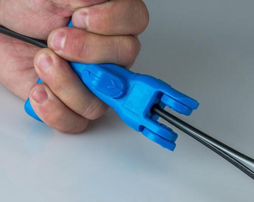 Jonard TK-108 Fiber Optic Mid Span Slit & Ring Tool Kit (1.2 mm-18.2 mm)