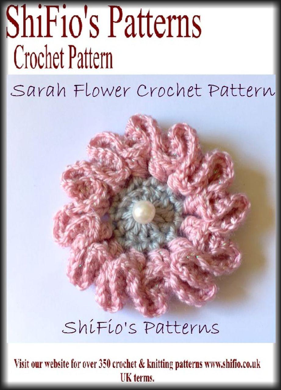 Free Crochet Pattern 1