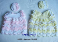 Throwback Thursday Pattern 100