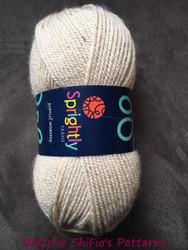 Yarn Review- Sprightly Yarn Acrylic Worsted