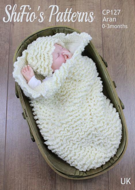 Crochet Pattern #127