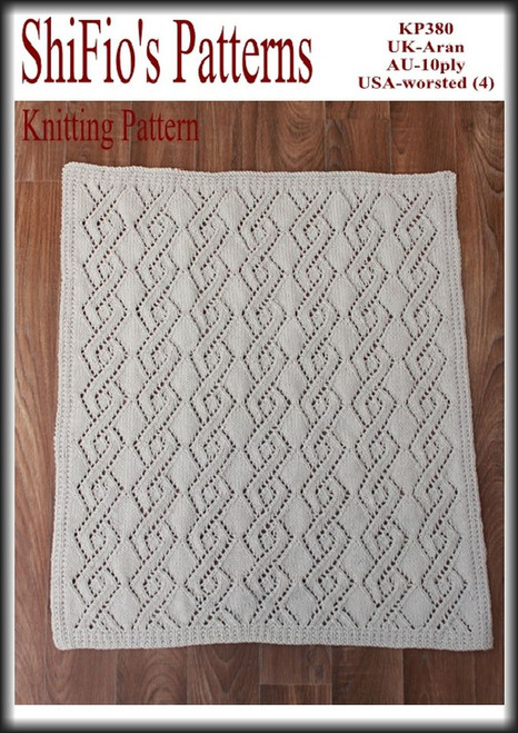 Knitting Pattern #380