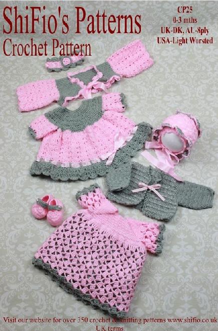 Crochet Pattern #25