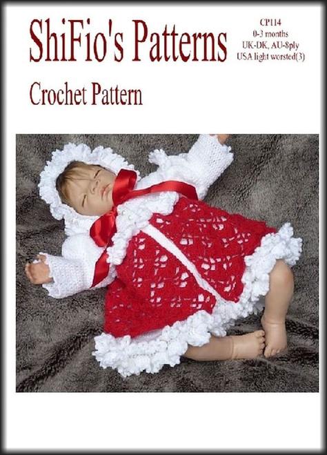 Crochet Pattern #114