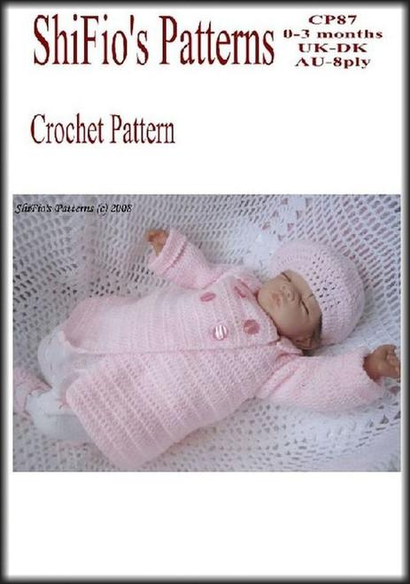Crochet Pattern #87