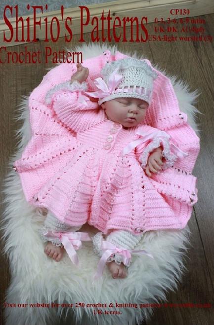 Crochet Pattern #130