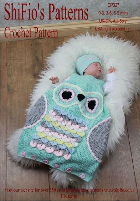 Crochet Pattern #327
