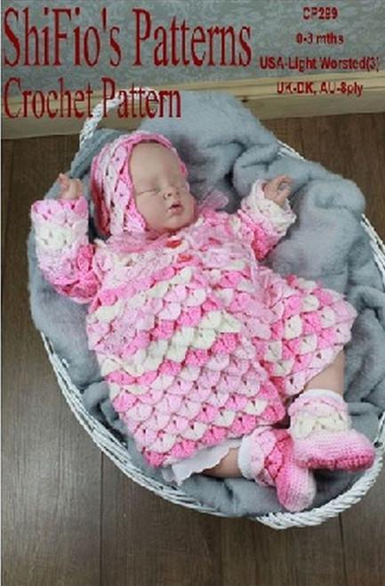 Crochet Pattern #299