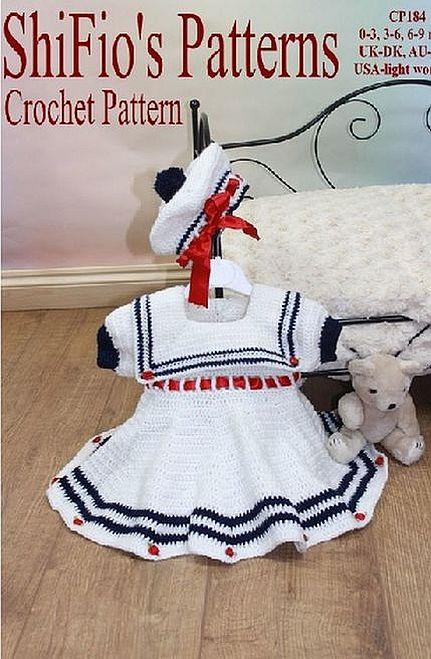 Crochet Pattern #184