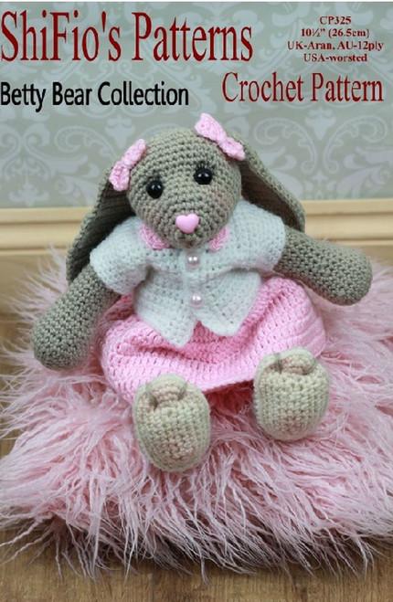 Crochet Pattern #325