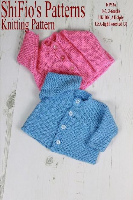 Knitting Pattern #336