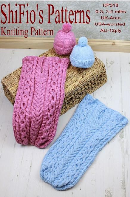 Knitting Pattern #318