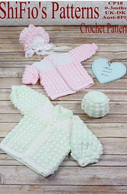 Crochet Pattern #18