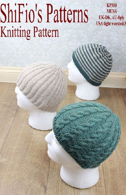 Knitting Pattern #310