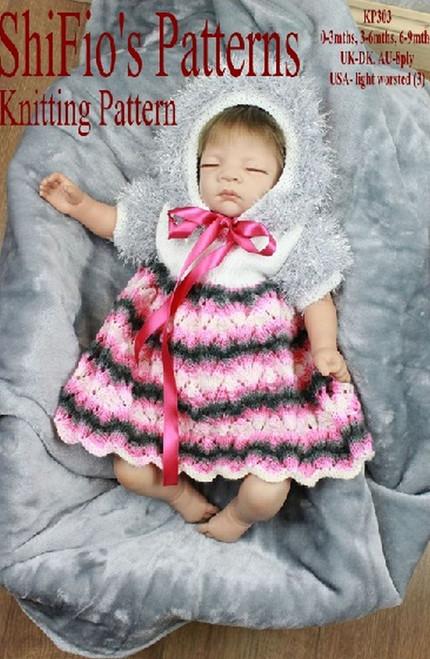 Knitting Pattern #303