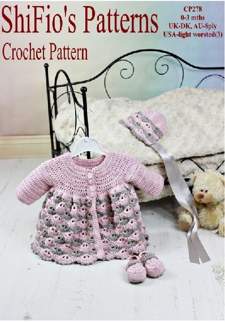 Crochet Pattern #278