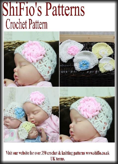 Free Crochet Pattern #FP1