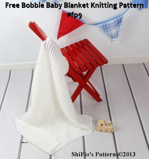 Free Knitting Pattern #FP9