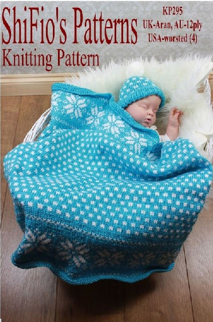 Knitting Pattern #295