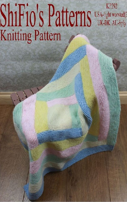 Knitting Pattern #292