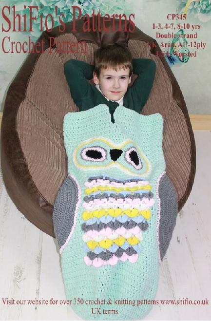 Crochet Pattern #345