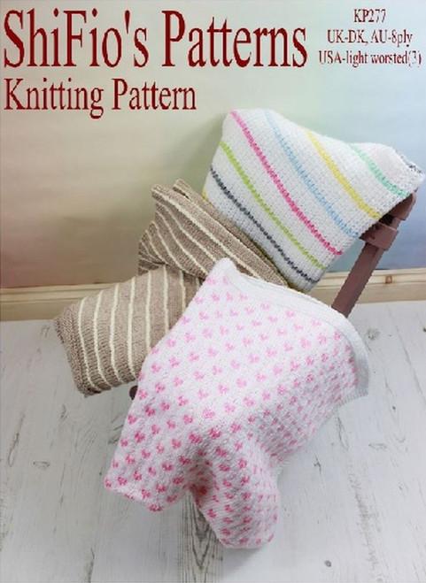 Knitting Pattern #277