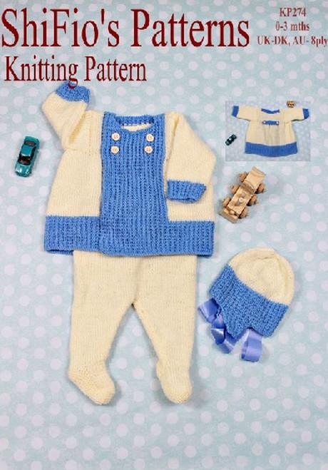 Knitting Pattern #274
