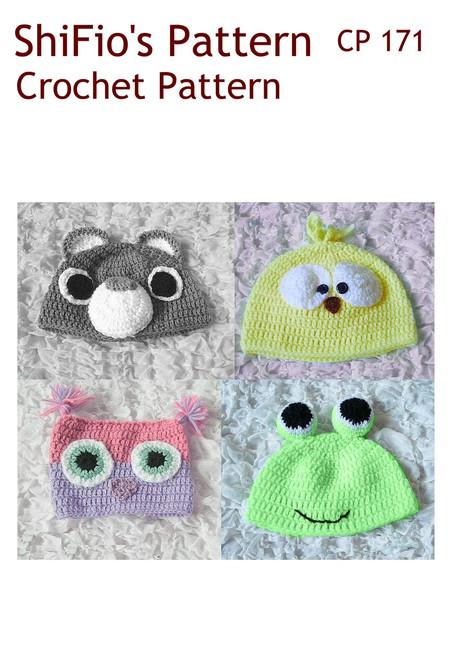 Crochet Pattern #171