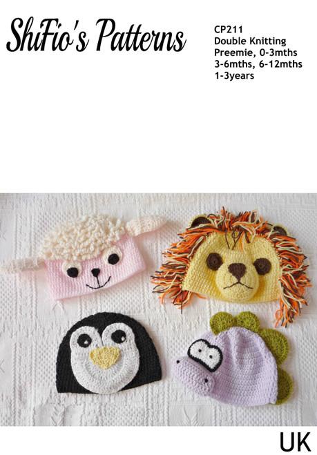Crochet Pattern #211