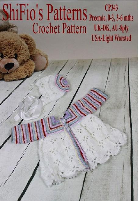 Crochet Pattern #343