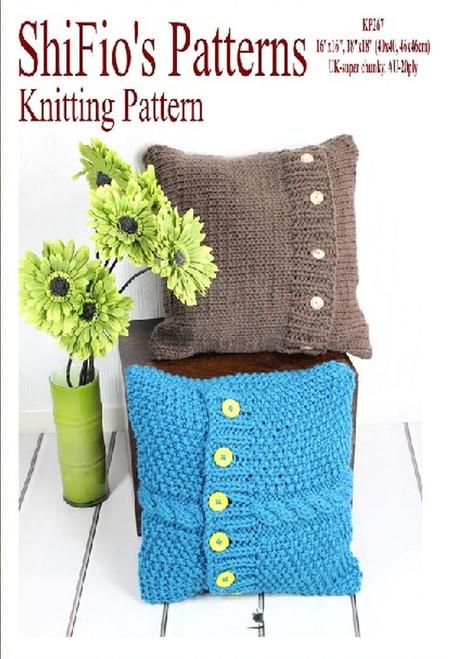 Knitting Pattern #267