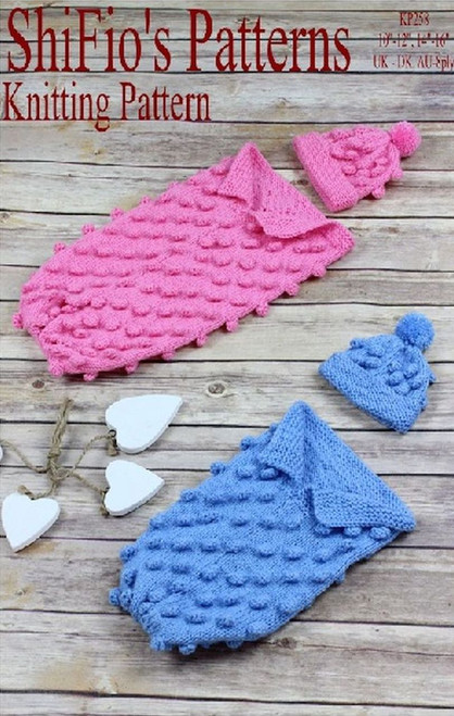 Knitting Pattern #258
