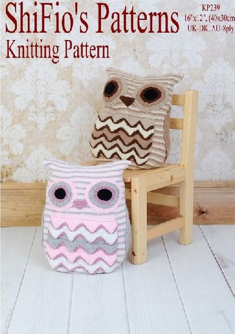Knitting Pattern #239