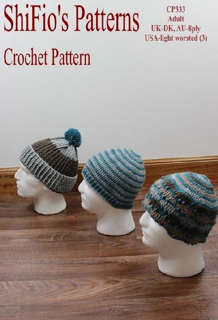 Crochet Pattern #333