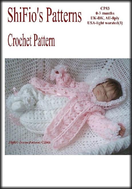 Crochet Pattern #83