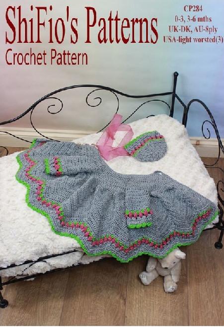 Crochet Pattern #284