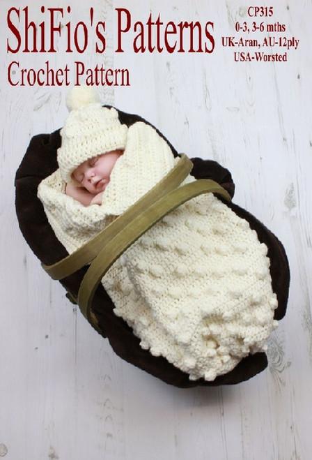 Crochet Pattern #315