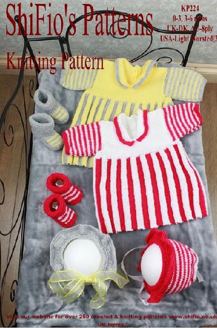 Knitting Pattern #224