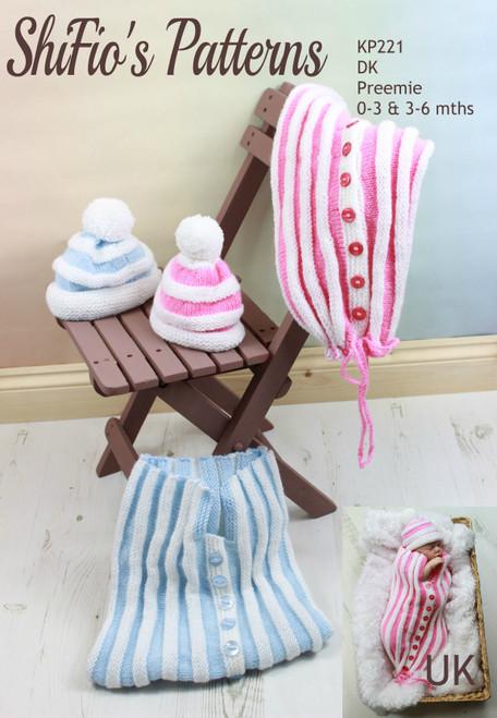 Knitting Pattern #221