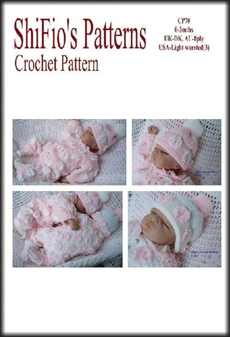 Crochet Pattern #70