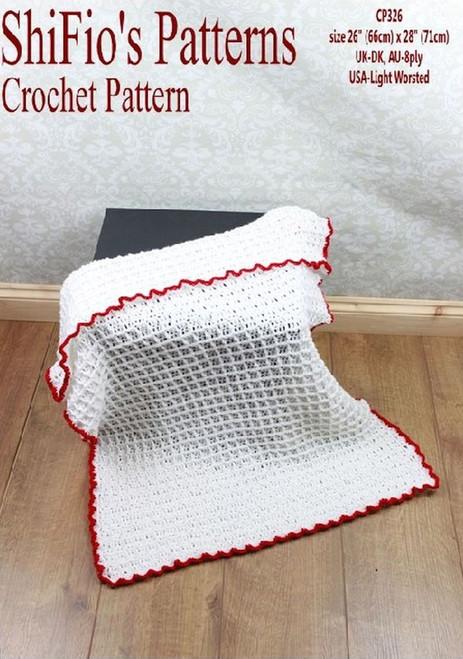 Crochet Pattern #326