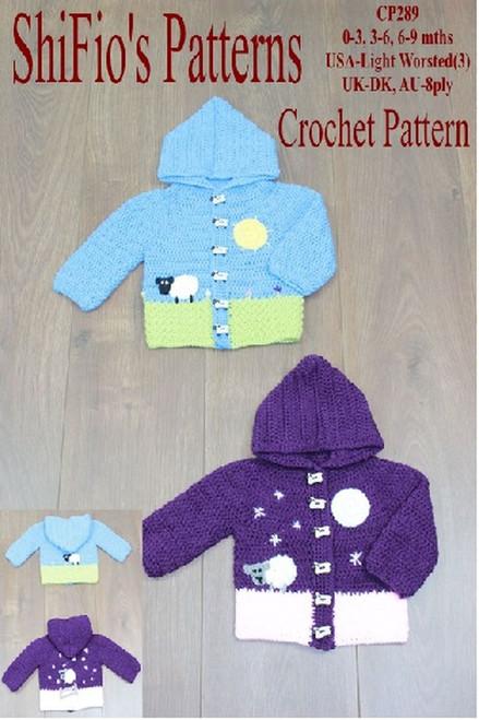 Crochet Pattern #289
