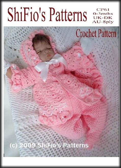 Crochet Pattern #61
